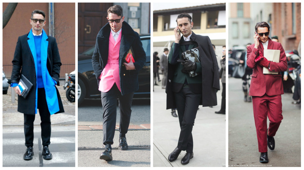 Bold color jackets