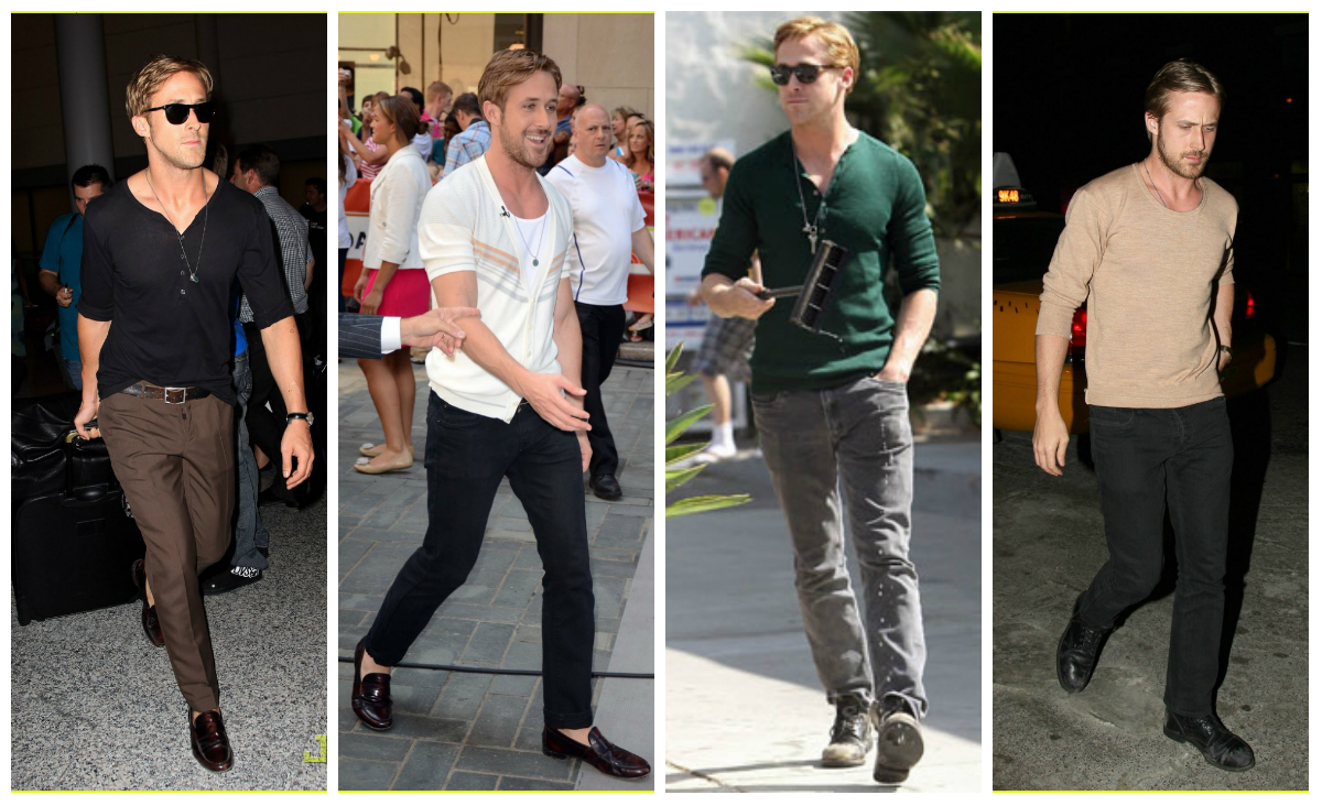 How To Dress Like Ryan Gosling The Confused Dasher
