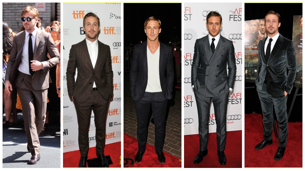 Ryan Gosling Suit Colorful suits suits 2