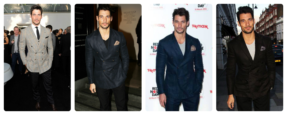 How to dress like David Gandy | The Confused Dasher