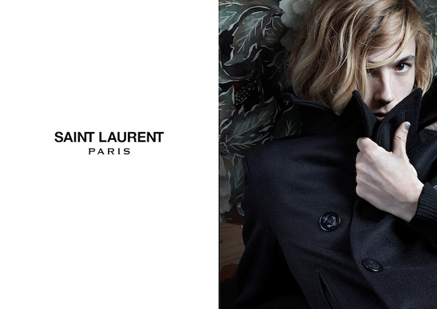 Saint Laurent Fall 2103 Ads 3