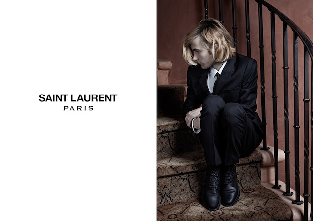 Saint Laurent Fall 2103 Ads 4