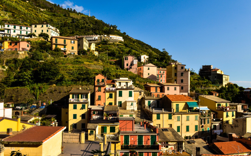 Riomaggiore, Cinque Terre Trek. A hiking day trip along the Italian Riviera! Walkabout Florence