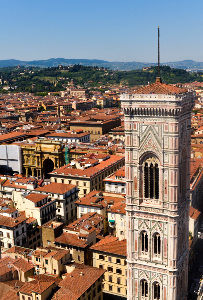 florence duomo, climb the cupola, panoramic view of florence, Firenze