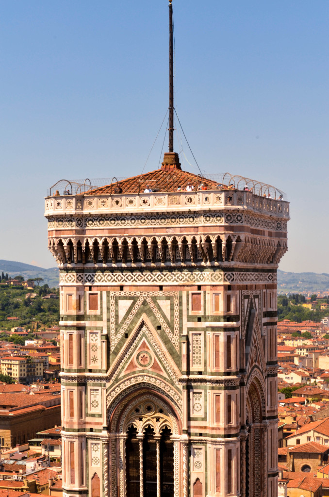 florence duomo, climb the cupola, panoramic view of florence, Firenze, bell tower