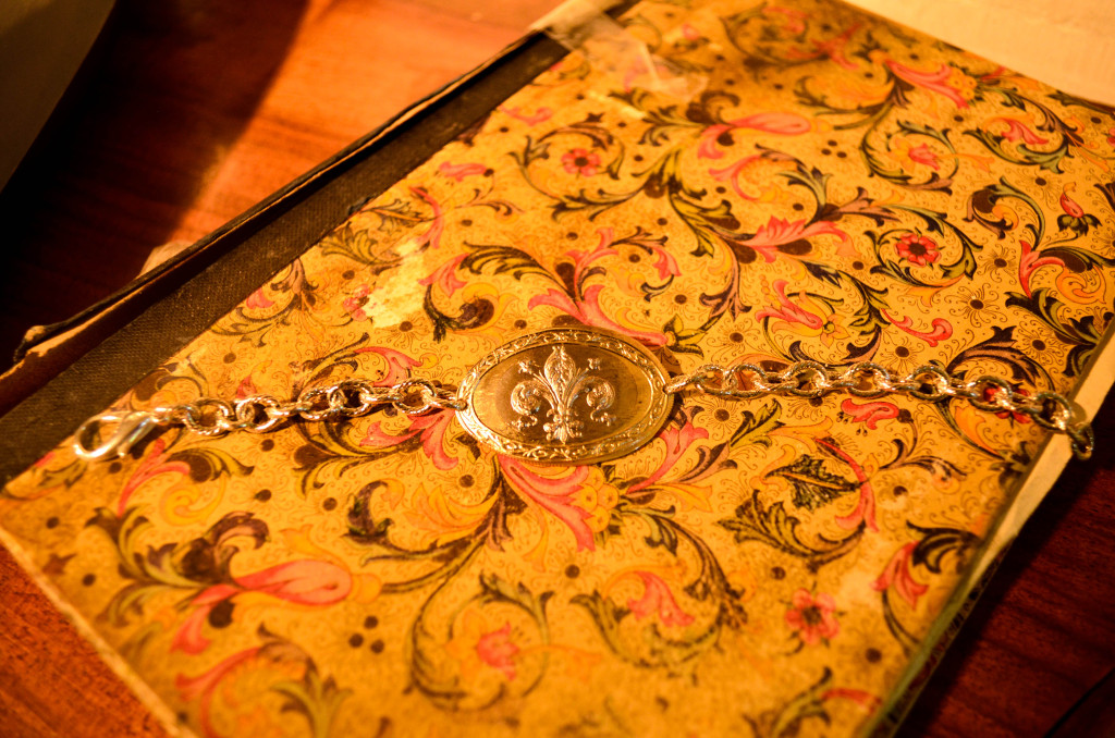 Florence, Italy Giuliano Ricchi's Metal Studio visit, neiman marcus, dior, 6 euro bracelet made from 1 euro coin