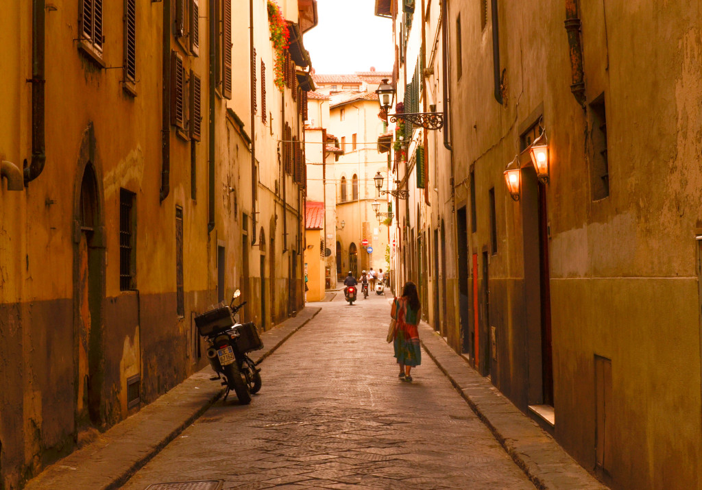 florence italy, firenze, street photography, Santo Spirito, Florence, what to do in oltrarno