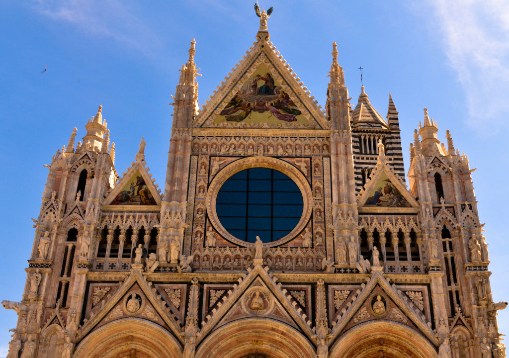 Siena Cathedral, Duomo di Siena, The Best of Tuscany Tour, Walkabout Florence, Siena,