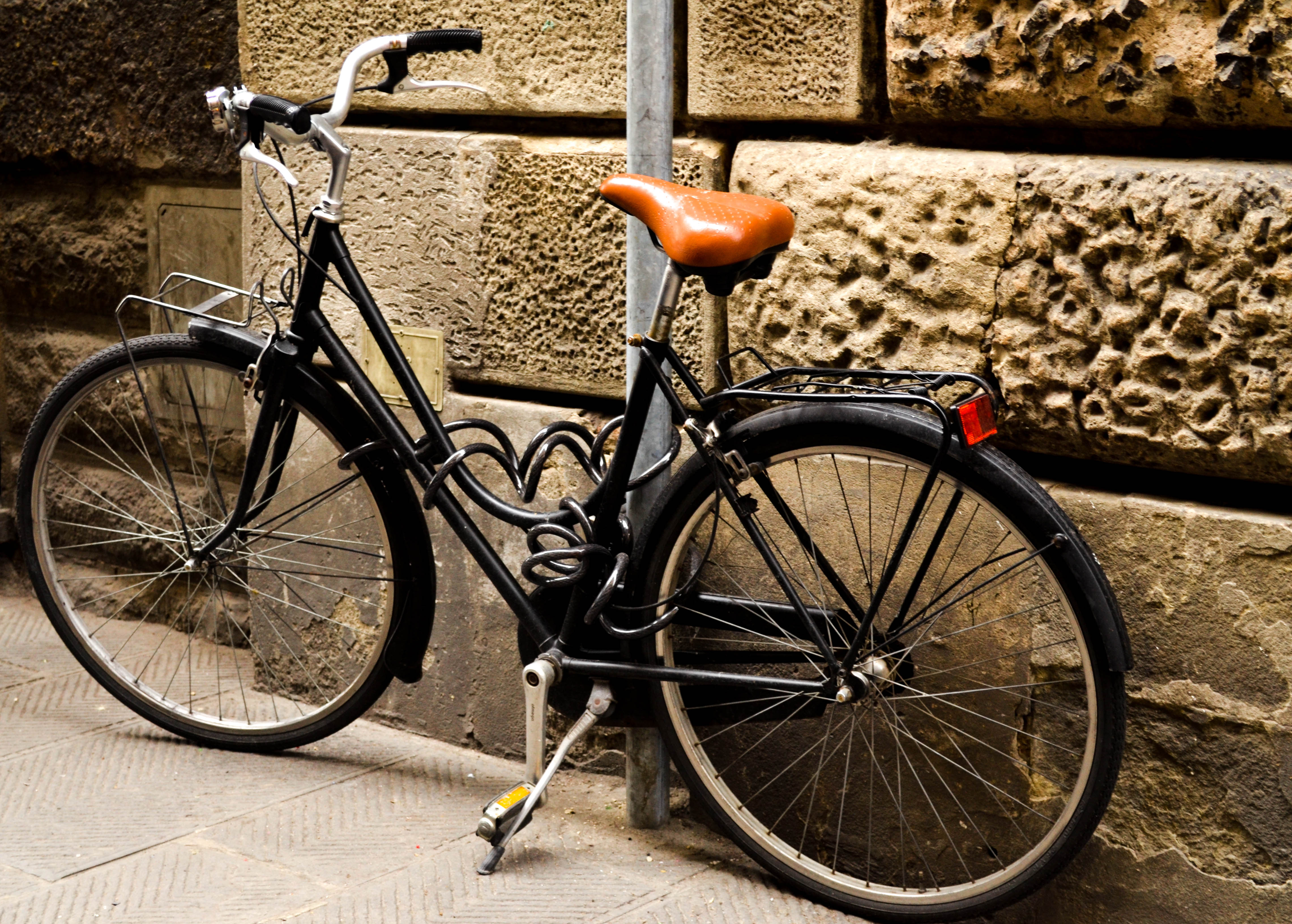 florence, italy, bikes, street photography