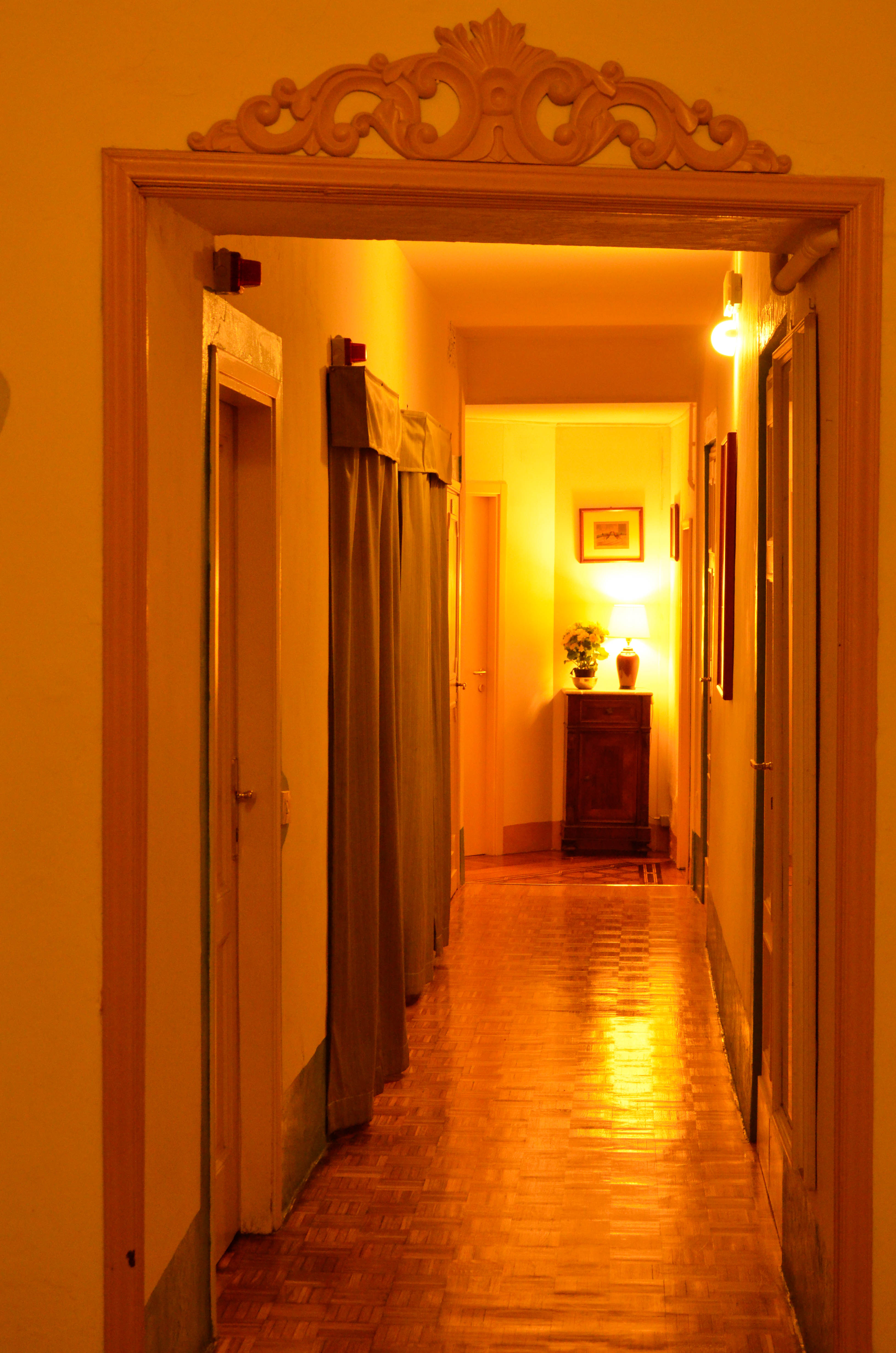 Hotel San Giovanni, florence, italy