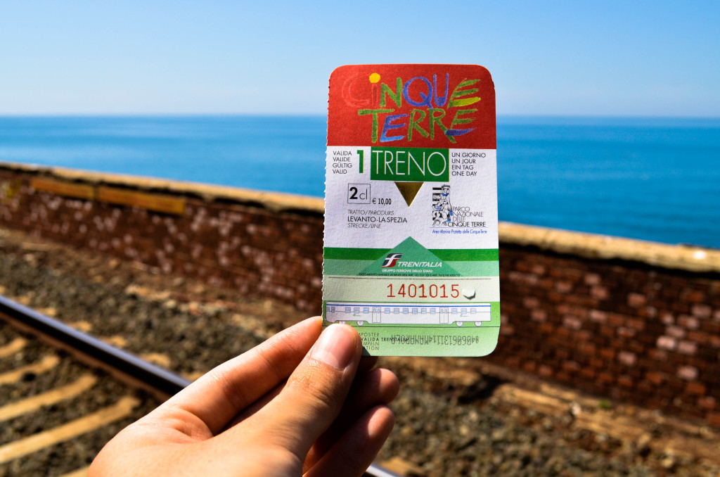 Cinque Terre Trek, A hiking day trip along the Italian Riviera, Walkabout florence tour