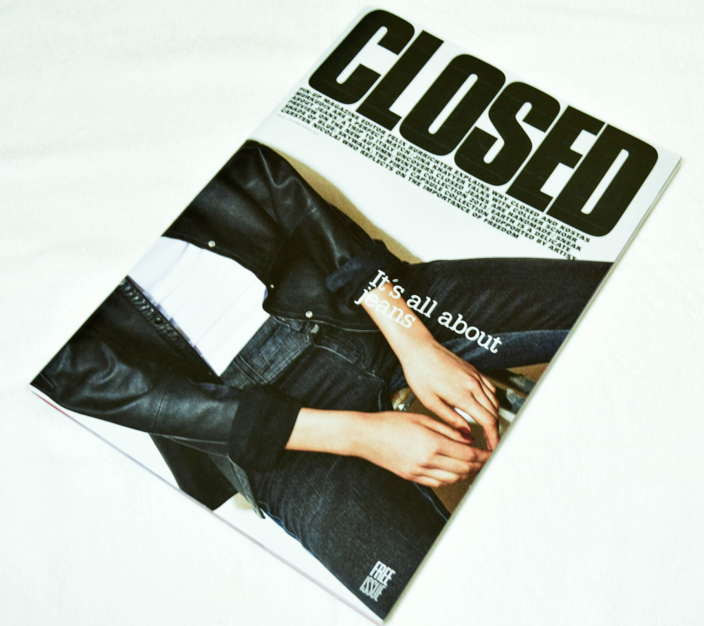 Closed Magazine Campaign Autumn Winter 2013, Germany
