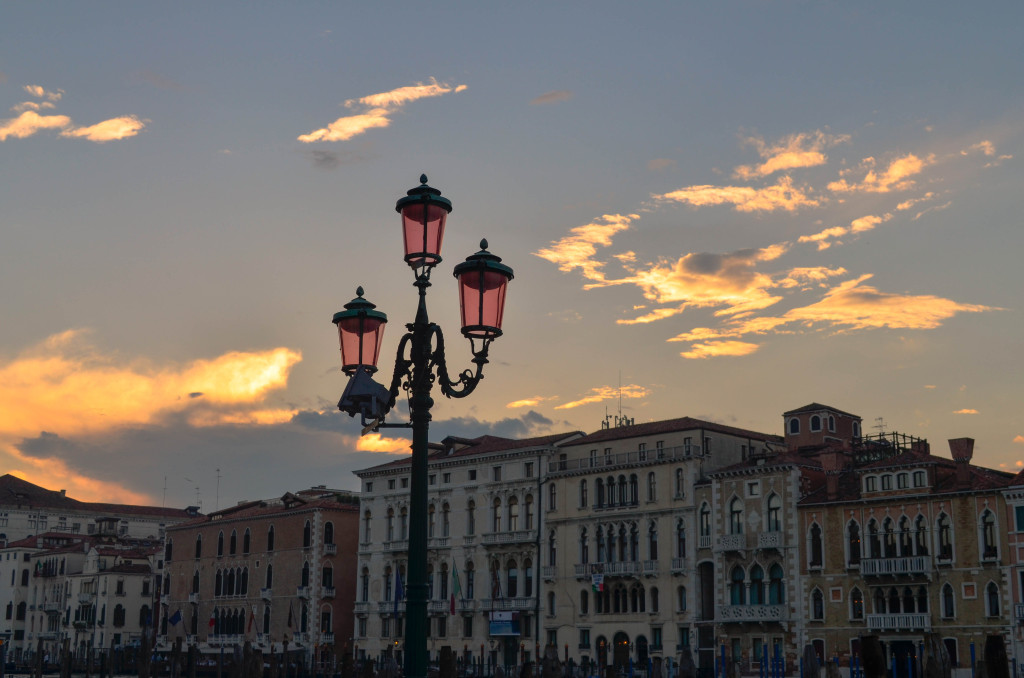 venice, italy, sestieres, sunset, what to do in venice italy